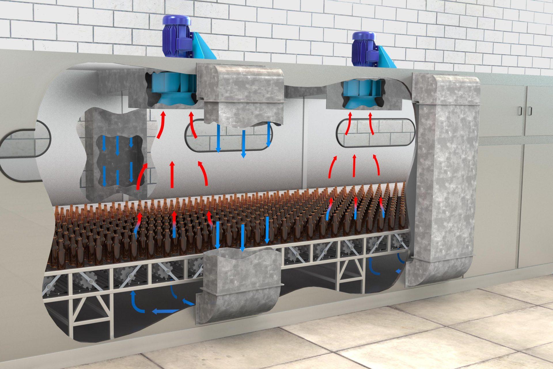 BEPL (Airflow) Bottle Cooling