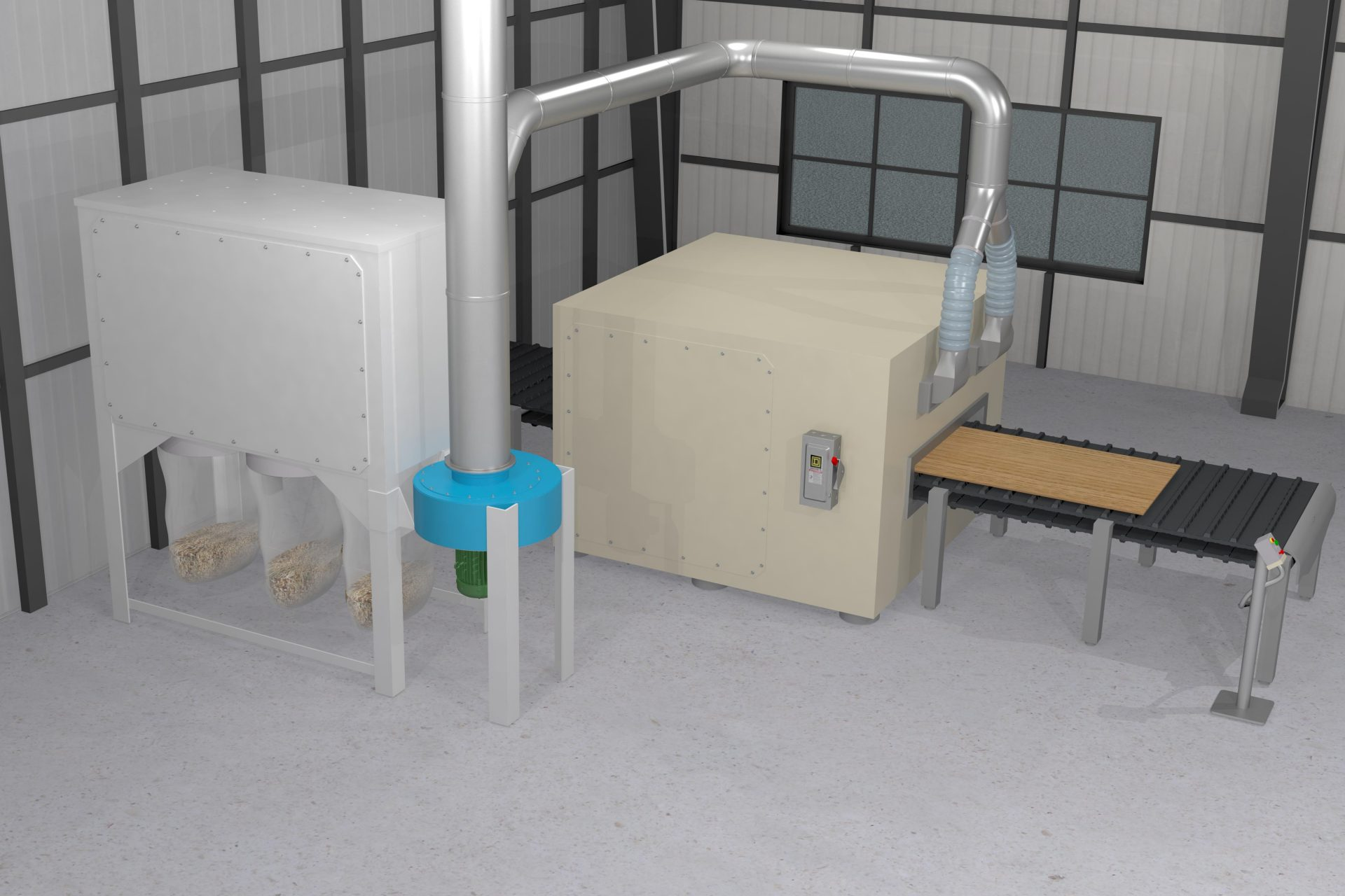 Dust Collector RBW