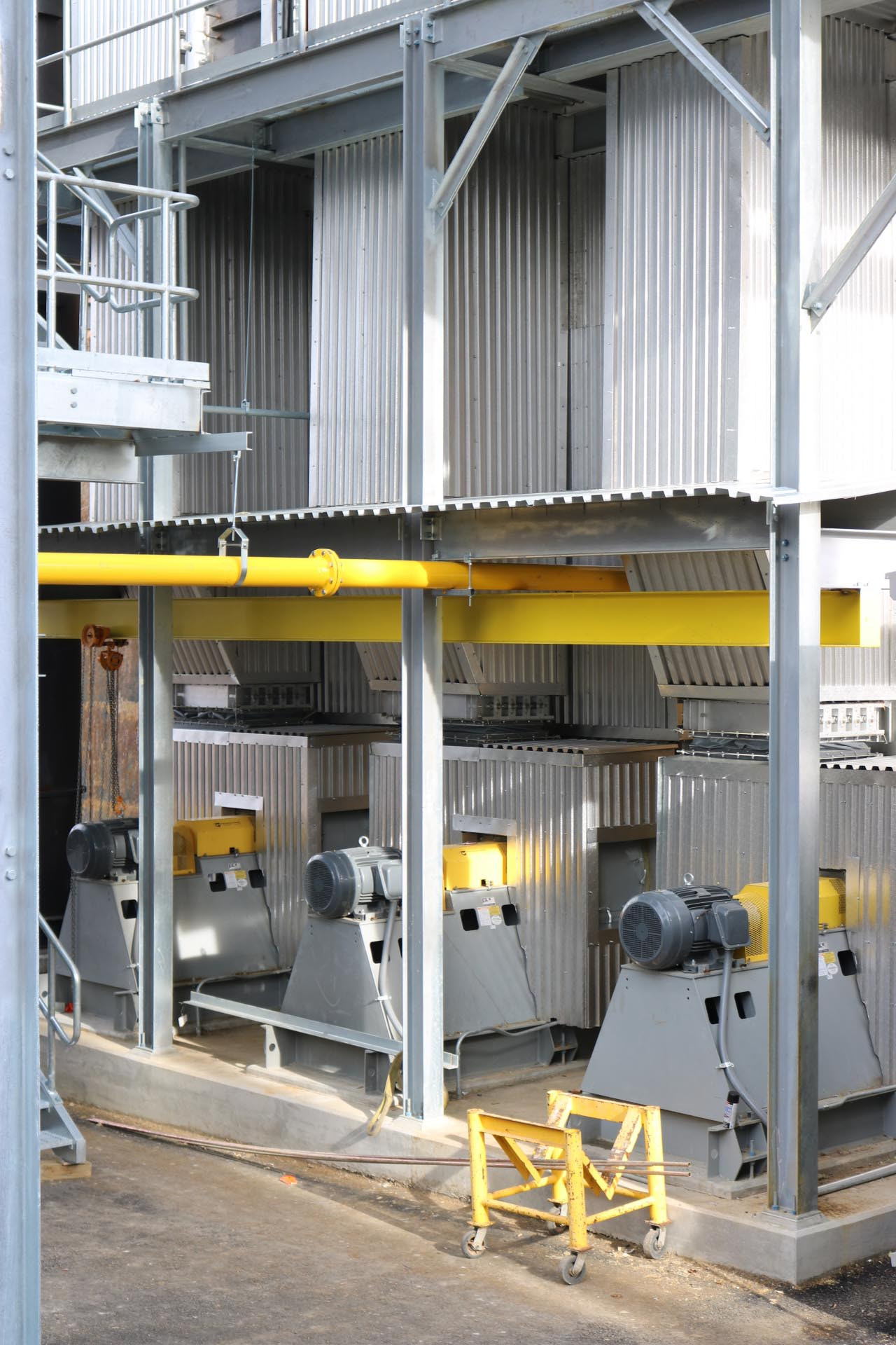HRT - Exhaust for Boiler System 2