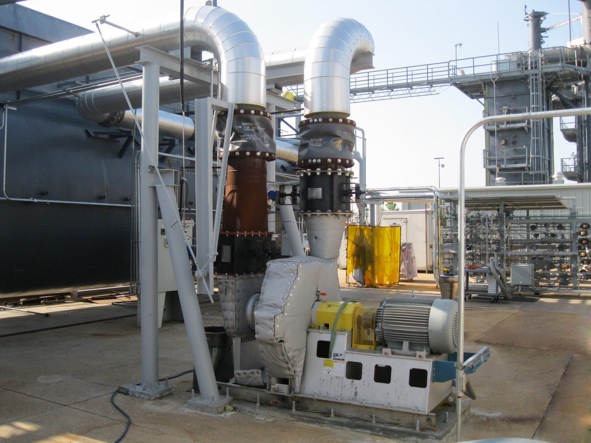 MBO - Flue Gas Recirculation