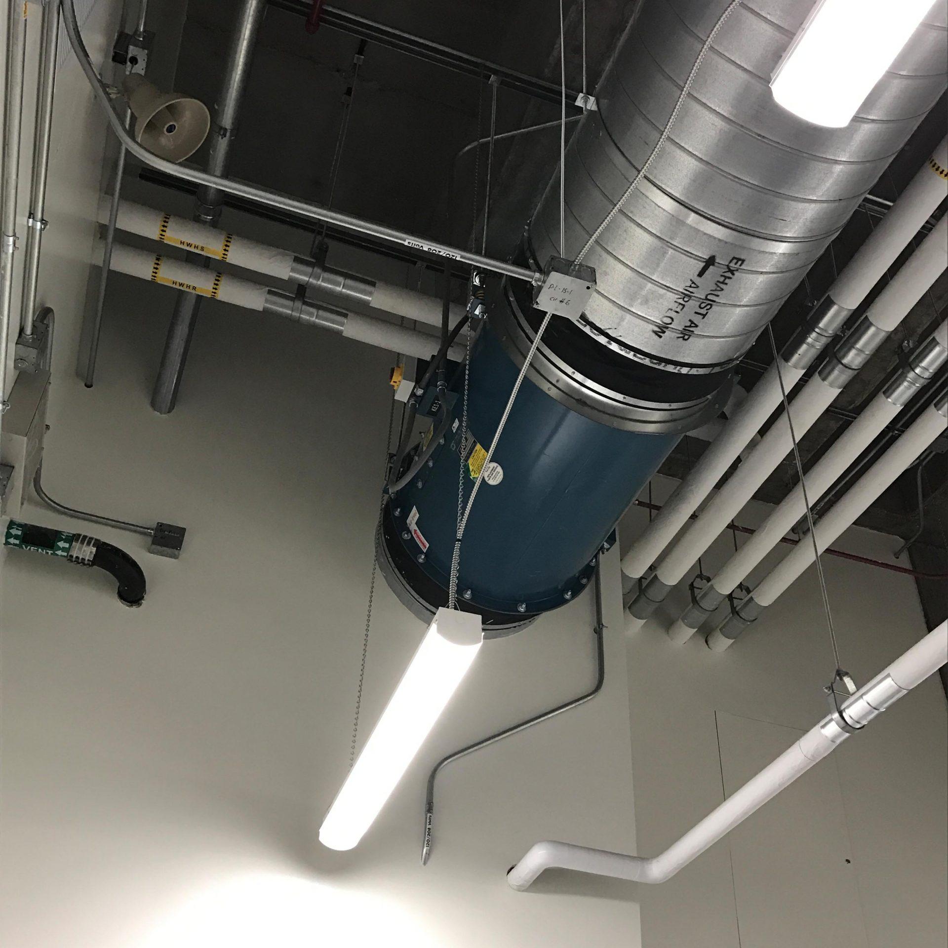QSL - University Classroom Building Exhaust 4