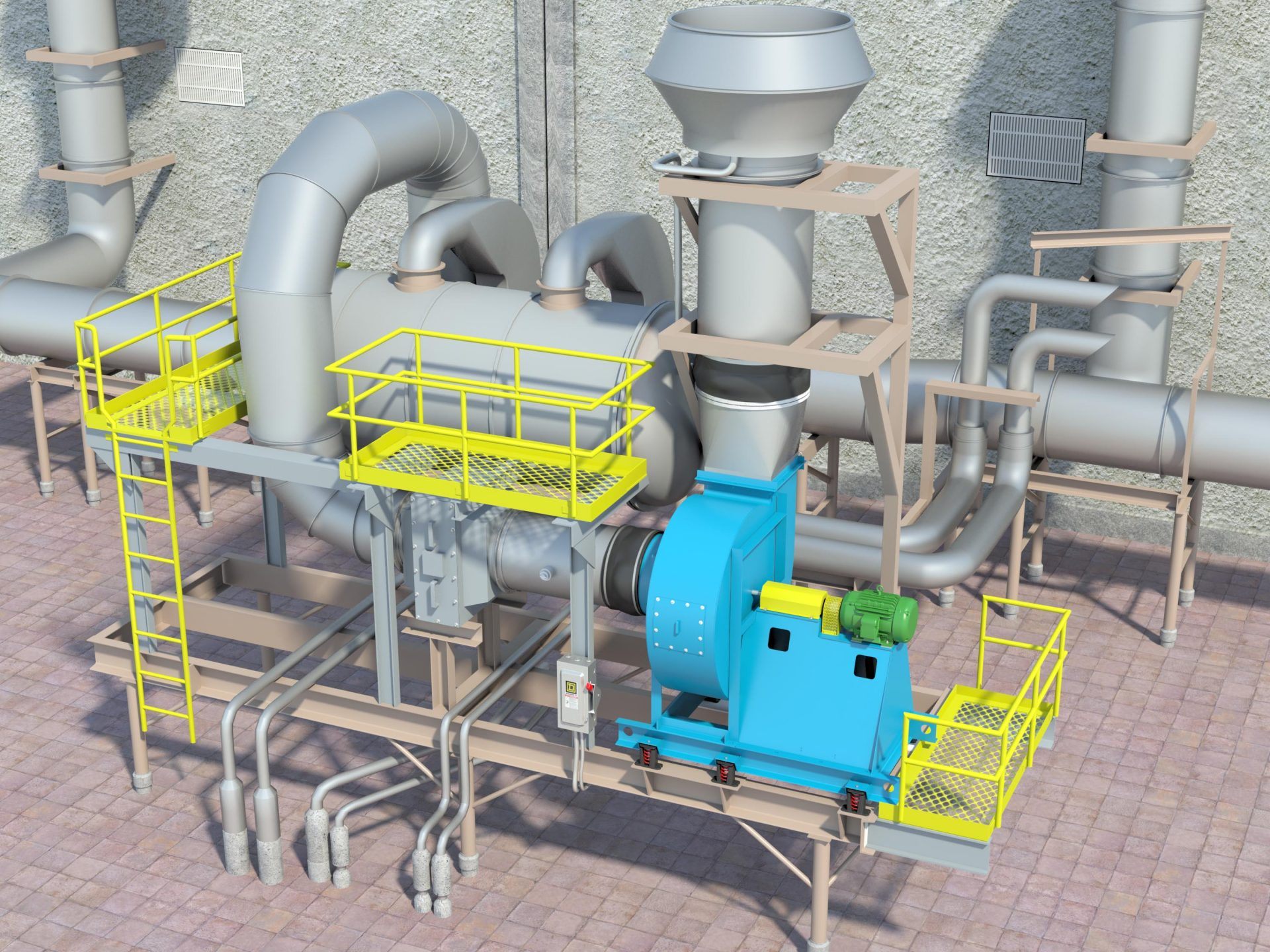 RBO Energy Recovery System