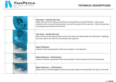 Technical Despriptions - TCF FanPedia 23