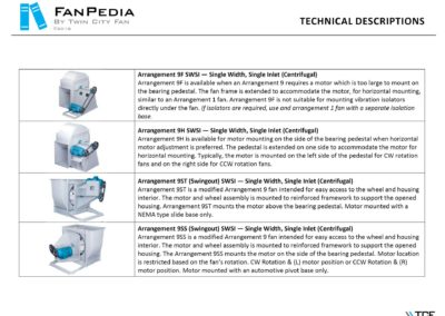 Technical Despriptions - TCF FanPedia 5